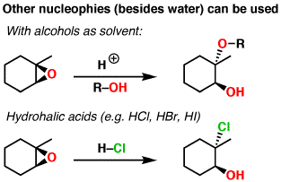 6-other nucleophiles