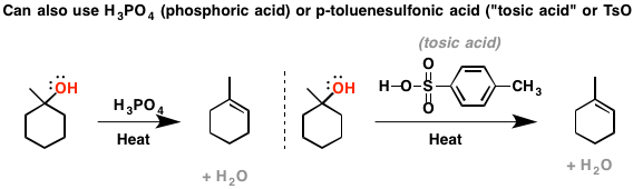5-tsoh or phosphoric acid