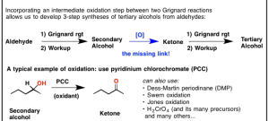 Grignard Reactions And Synthesis (2)